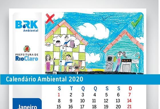 Calendário Ambiental