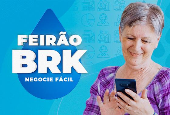 FEIRÃO BRK